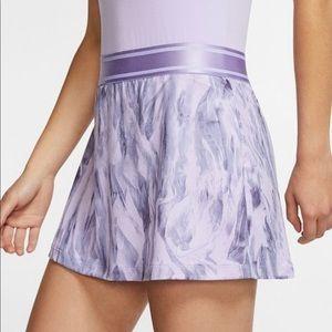 Nike dri -fit tennis skirt